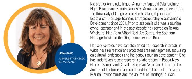 Anna Carr panel